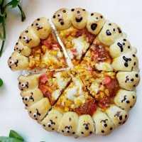 Mix And Fun Pizza #UntukSiBuahHati