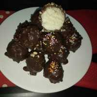 Bounty Balls Chocolate