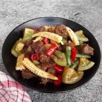 Asem-Asem Daging Sayur