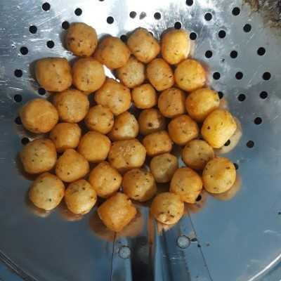 Step 9 Potato Bites