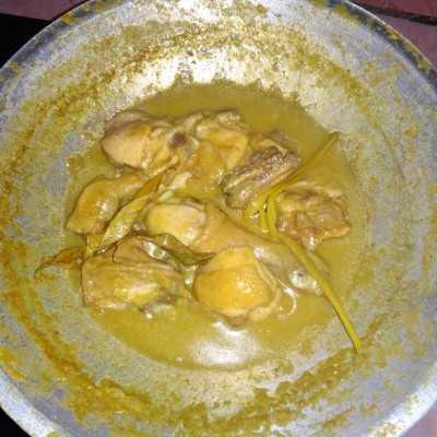 Step 3 Ayam Goreng Kremes