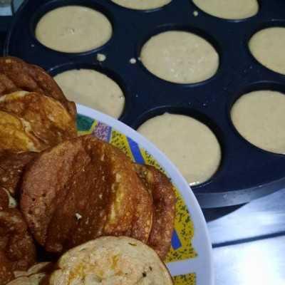 Step 3 Pancake Banana Diet