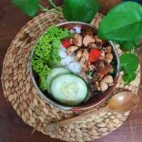 Rice Bowl Ayam Jamur Lada Hitam