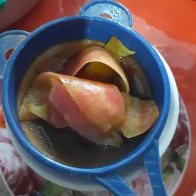 Step 5 Aromatic Apple Tea