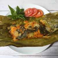 Pepes Ikan Salem #JelajahBarat