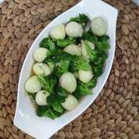 Cah Brokoli Telur Puyuh