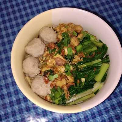 Step 7 Mie Ayam