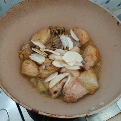 Step 4 Ayam Goreng Bawang Putih
