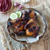 Ayam Bakar Taliwang #JelajahTengah