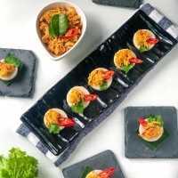 Talam Ayam Suwir Pedas
