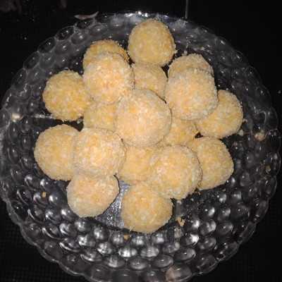 Step 7 Potato Cheesy Ball
