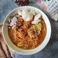 Mie Rebus Aceh Daging Kambing #JelajahBarat