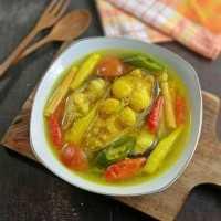 Ikan Patin Kuah Kuning