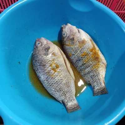 Step 2 Ikan Goreng Sambel Tauco