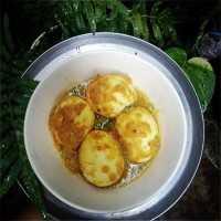 Telur Bumbu Kuning