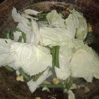 Step 4 Oseng-Oseng Sayur