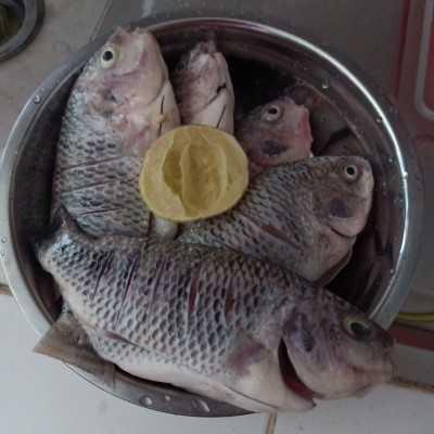 Step 2 Ikan Nila Kukus Saus Kecap