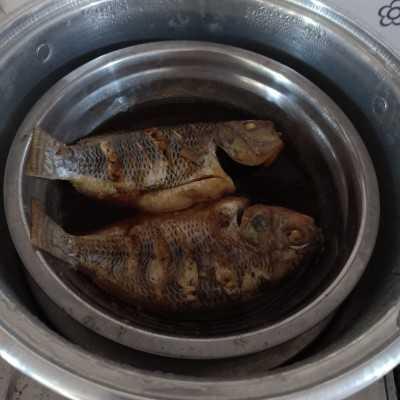 Step 4 Ikan Nila Kukus Saus Kecap