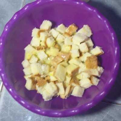 Step 2 Sweety Mini Pizza