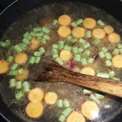 Step 4 Soup Kimlo