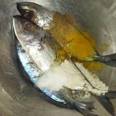 Step 2 Ikan Bakar Sambal Colo #JelajahTimur