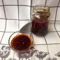 Chilli Oil Homemade