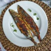 Ikan Bakar Bumbu Padang