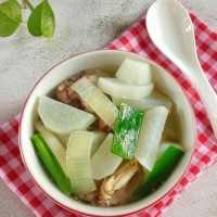 Galbi Tang (Sup Iga Korea)