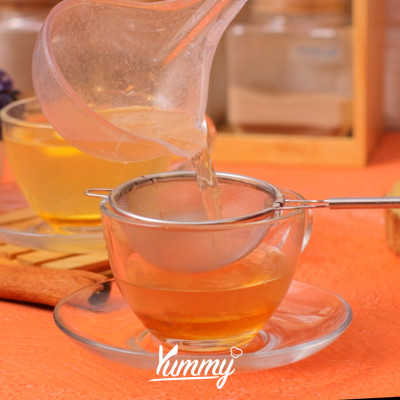 Step 4 Wedang Jahe Lemon