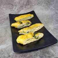 Omelette Spinach Tofu