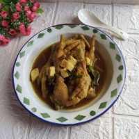 Rawon Ceker Tahu