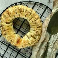 Puff Pastry Ring #DiRecookYummy