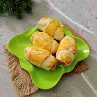 Sosis Roll Pastry #DiRecookYummy