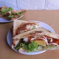 Sandwich Roti Tawar