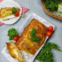 Cheese Picnic Roll #DiRecookYummy