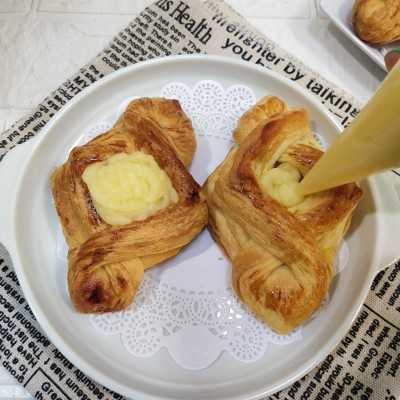 Step 6 Fruit Danish Pastry #DiRecookYummy
