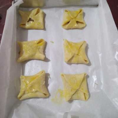 Step 8 Pineapple Pastry #DiRecookYummy
