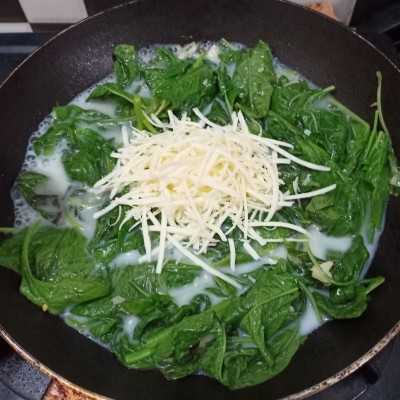 Step 3 Spinach Roll #DiRecookYummy