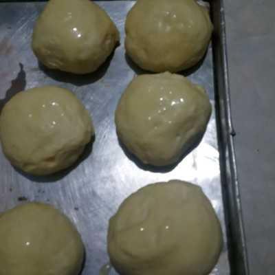 Step 7 Roti Sobek Isi Keju #DiRecookYummy
