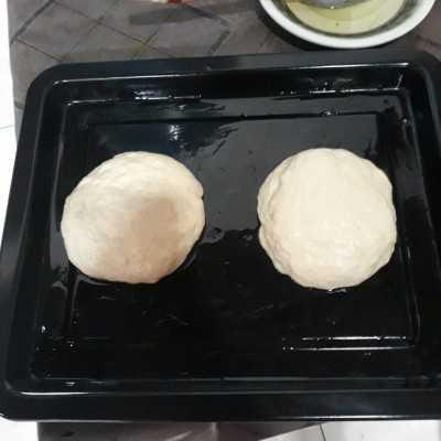 Step 3 Garlic Bread Korea Isi Ayam #DiRecookYummy