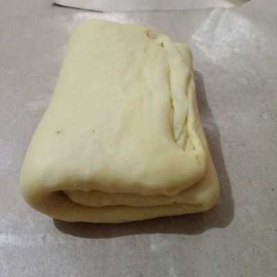 Step 6 Pineapple Pastry #DiRecookYummy