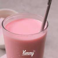 Pink Lava Drink Ala Richeese