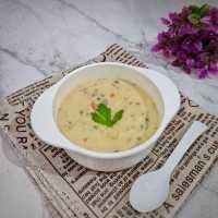 Potato Cream Soup MPASI 12+ #MPASIEkstraPoin