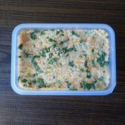 Step 3 Stik Nasi Ayam Sayur #MPASIEkstraPoin
