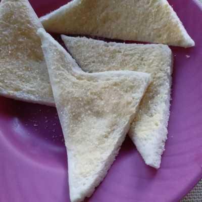Step 3 Snack MPASI Bagelen Roti Tawar #MPASIEkstraPoin