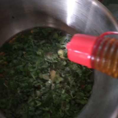 Step 3 Bubur Nasi Sayur Jahe #MPASIEkstraPoin