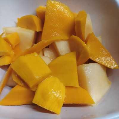 Step 2 Pure Mangga Blewah MPASI 7+ #MPASIEkstraPoin