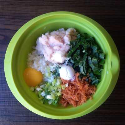 Step 2 Stik Nasi Ayam Sayur #MPASIEkstraPoin