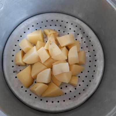 Step 1 Smile Potato #MPASIEkstraPoin
