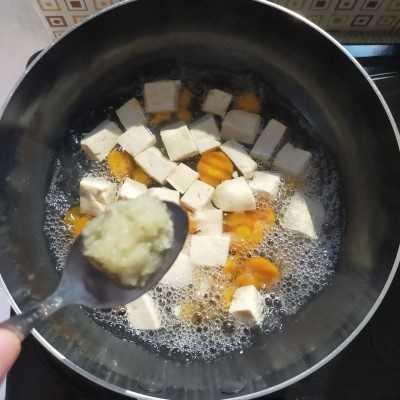 Step 4 Sup Tahu Tomat Wortel #MPASIEkstraPoin